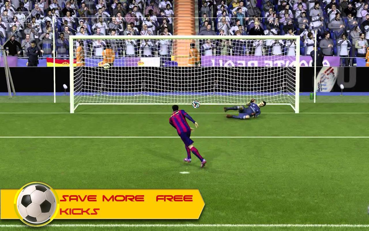 Football Jeu De Football Gardien De But 2018 Pour Android destiné Jeux De Foot Gardien De But