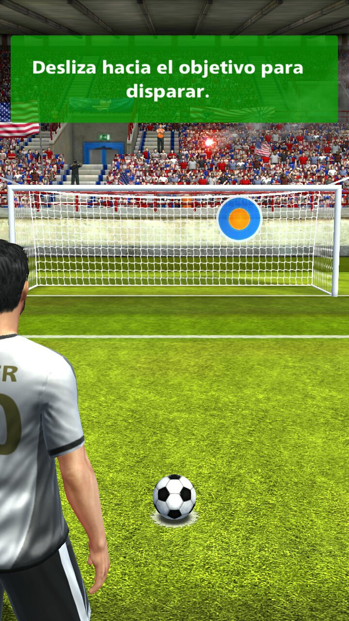 Football Strike - Multiplayer Soccer 1.21.0 - Télécharger tout Jeux De Foot Gardien De But