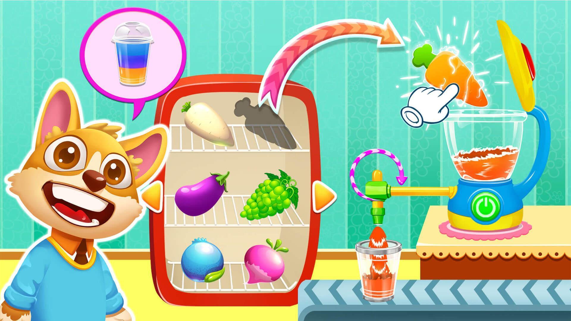 Formes Et Couleurs - Jeux Educatif 2-5 Ans Pour Android Series Jeux Educatif 4 Ans