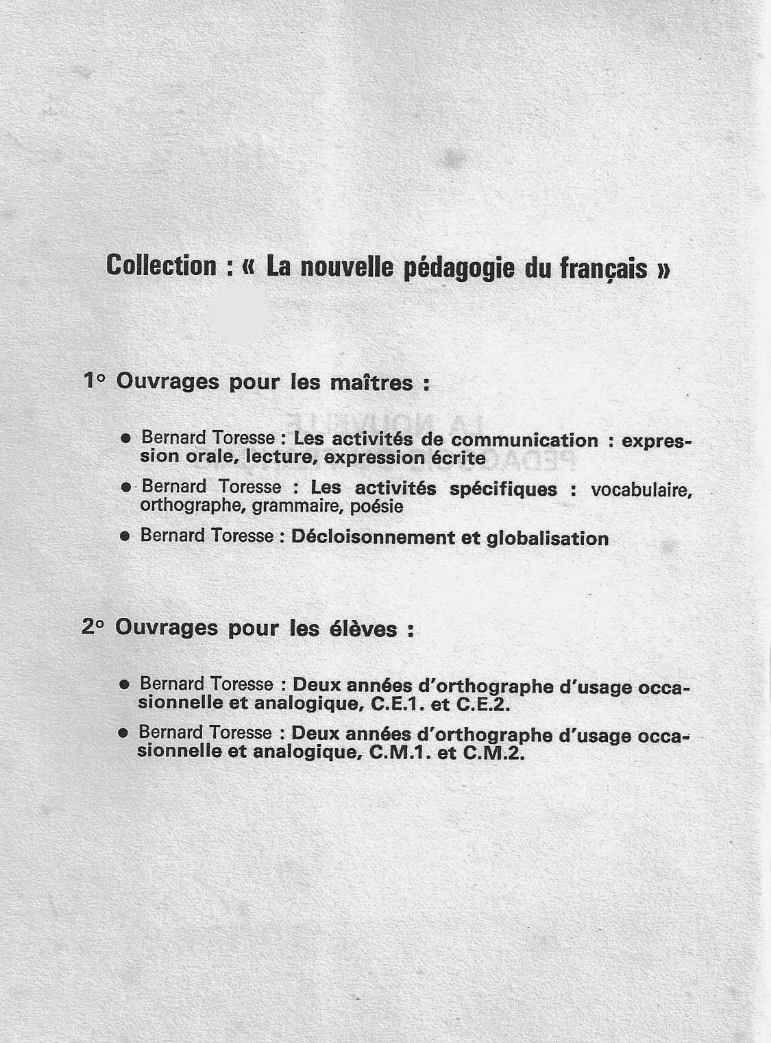 Francais Lecture Grammaire Orthographe Conjugaison destiné Lutin Bazar Poésie