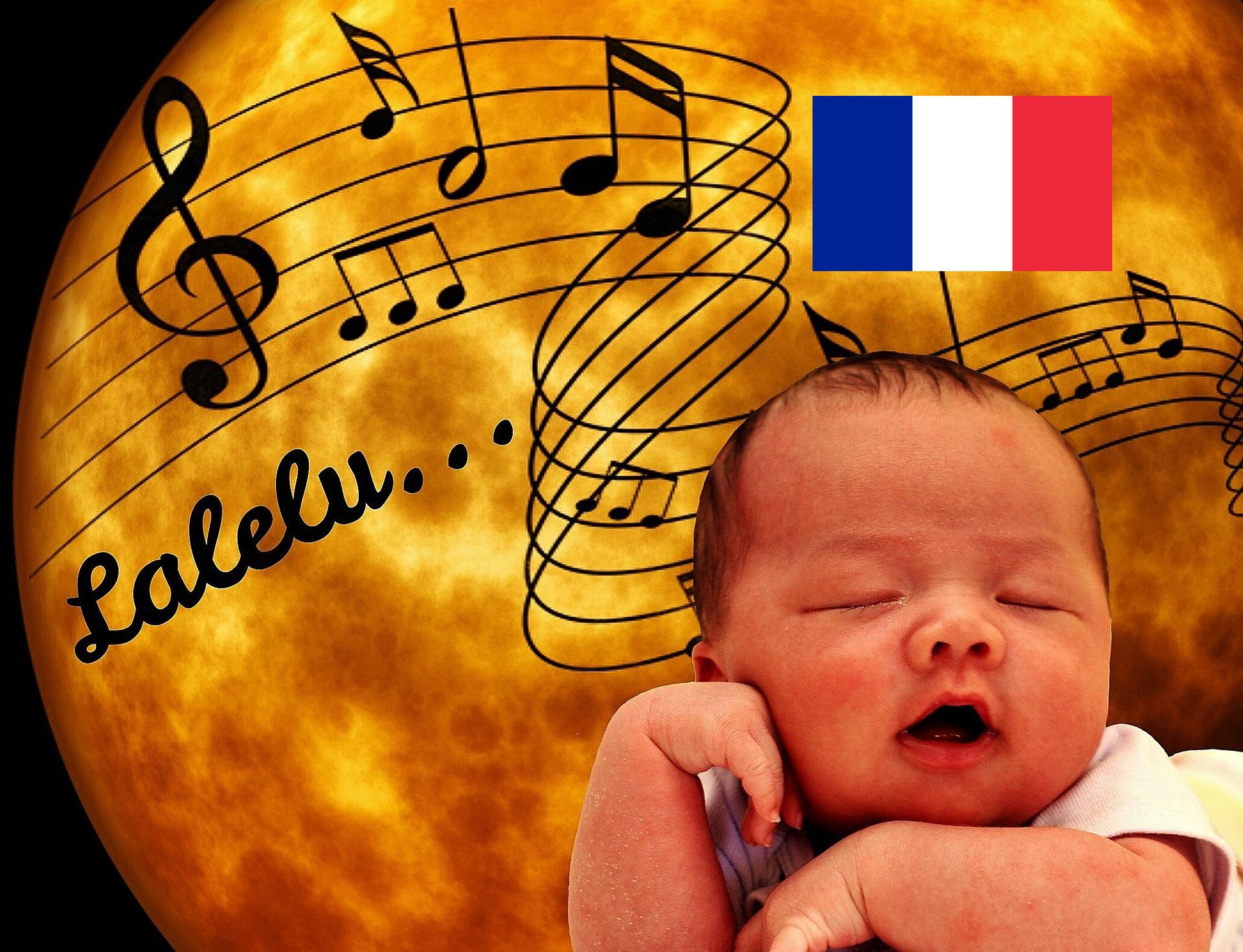 Französische Schlaflieder – Schlaf-Baby concernant Clair De La Lune Lyrics