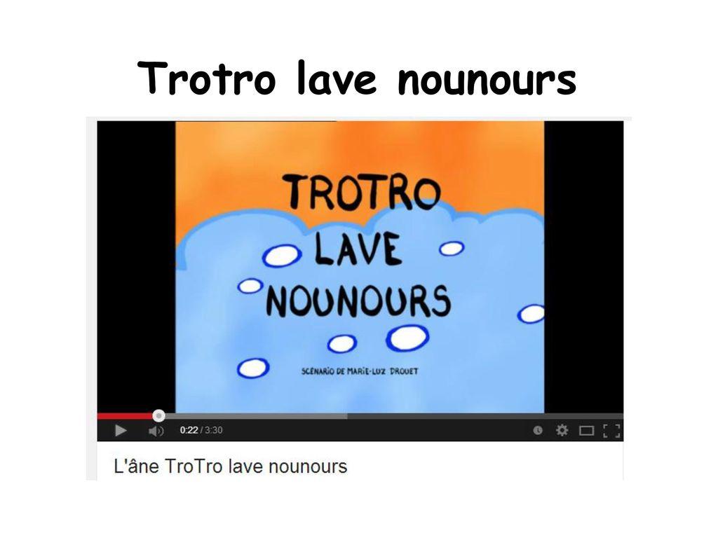 French Cartoon Pack Les Dessins Animés. - Ppt Video Online avec Doudou Ane Trotro
