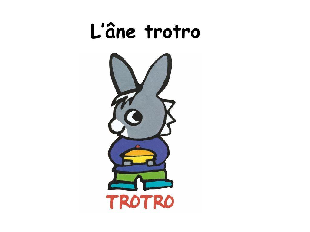 French Cartoon Pack Les Dessins Animés. - Ppt Video Online concernant Doudou Ane Trotro
