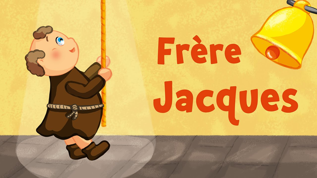 Frère Jacques Frère Jacques (Comptine Avec Paroles) serapportantà Frere Jacques Anglais
