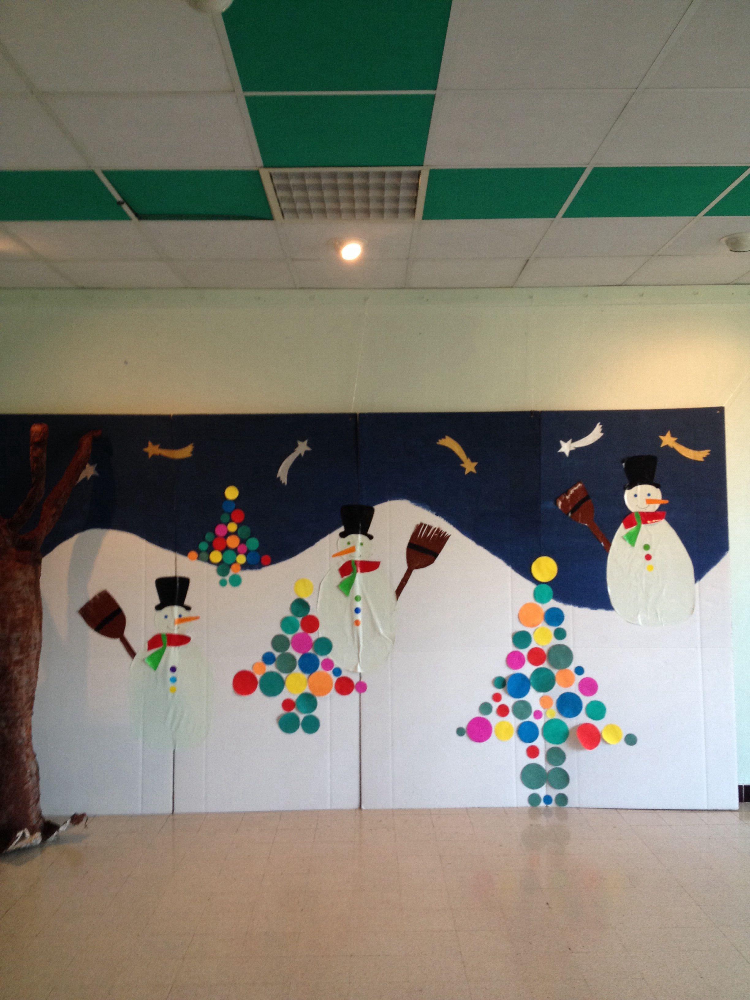 Fresque Noel   Noel Maternelle, Noel, Bricolage Déco dedans Bricolage Cp Noel