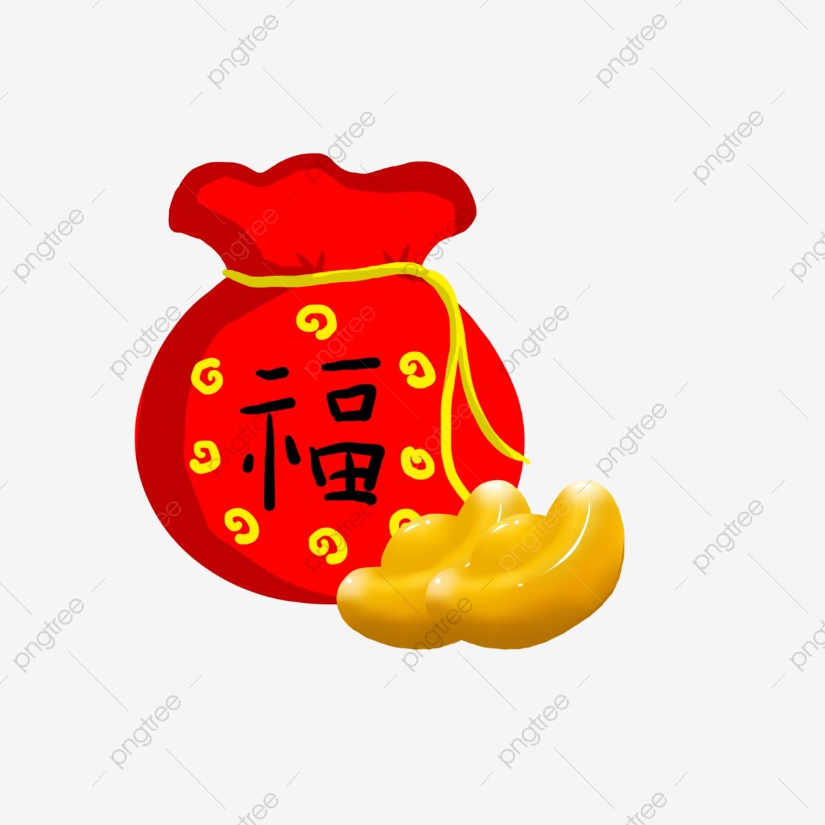 Fu Bao Jin Yuanbao Dessin Enveloppe Rouge Fête Foraine New pour Dessin De Fete Foraine