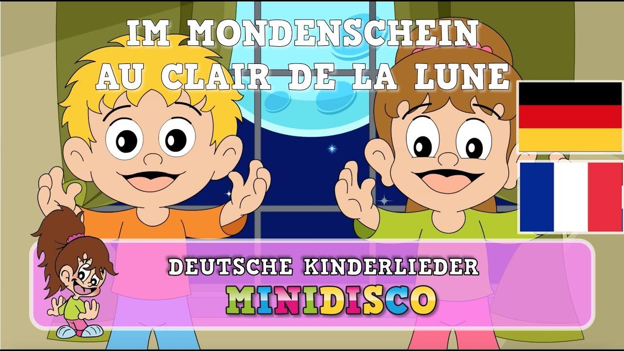 Funny Bumper Stickers: Im Mondenschein - La Lune dedans Clair De La Lune Lyrics