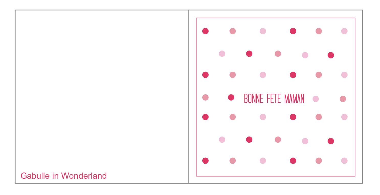 Gabulle In Wonderland: Carte À Imprimer Pour La Fête Des Mères serapportantà Carte Bonne Fete Maman A Imprimer