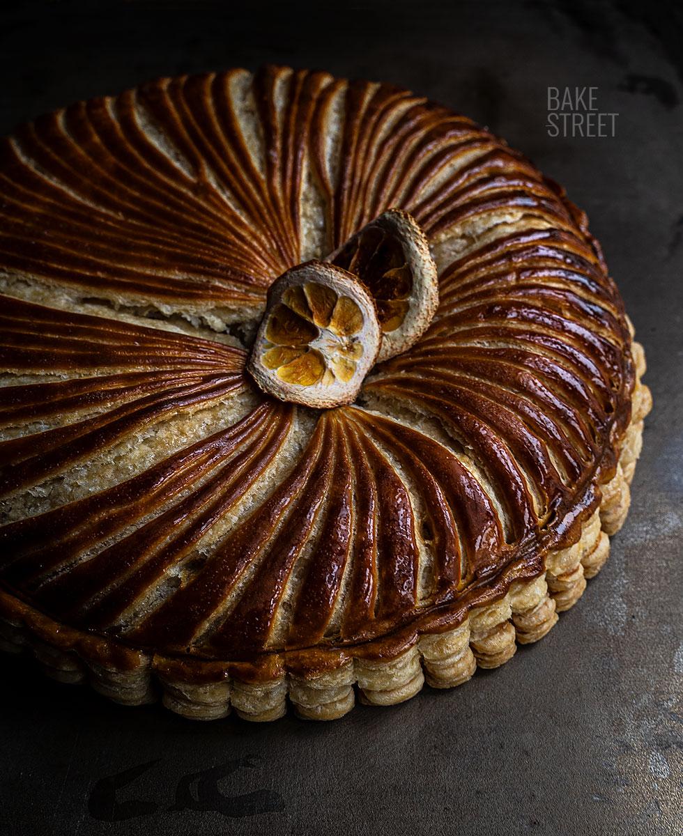 Galette Des Rois, Bitter Orange And Spices destiné Image De Galette Des Rois