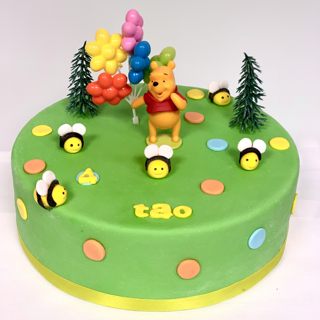 Gâteau Winnie tout Gateau Anniversaire Winnie L Ourson
