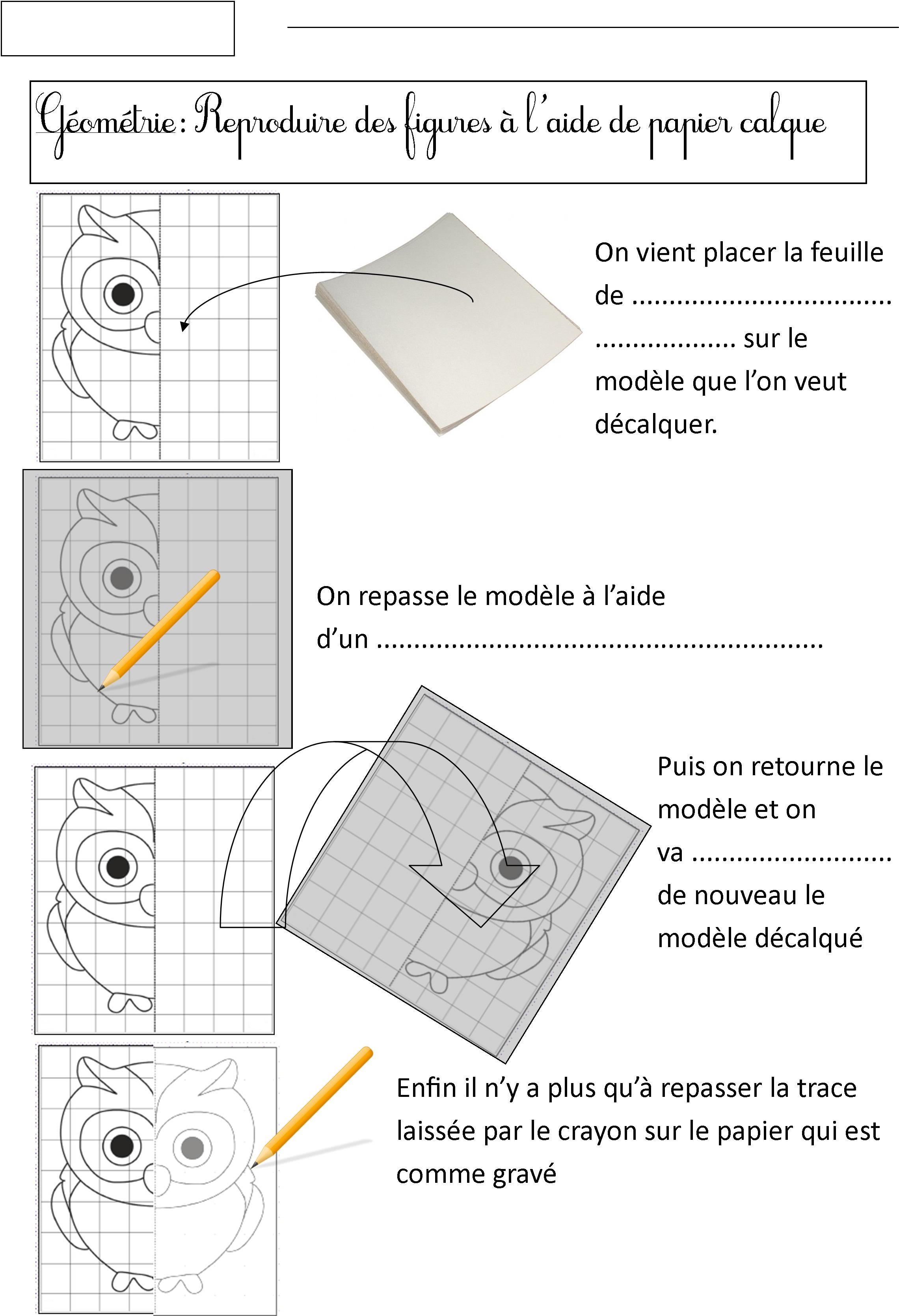 Géométrie Cp | Le Blog De Monsieur Mathieu pour Fiche Géométrie Cp