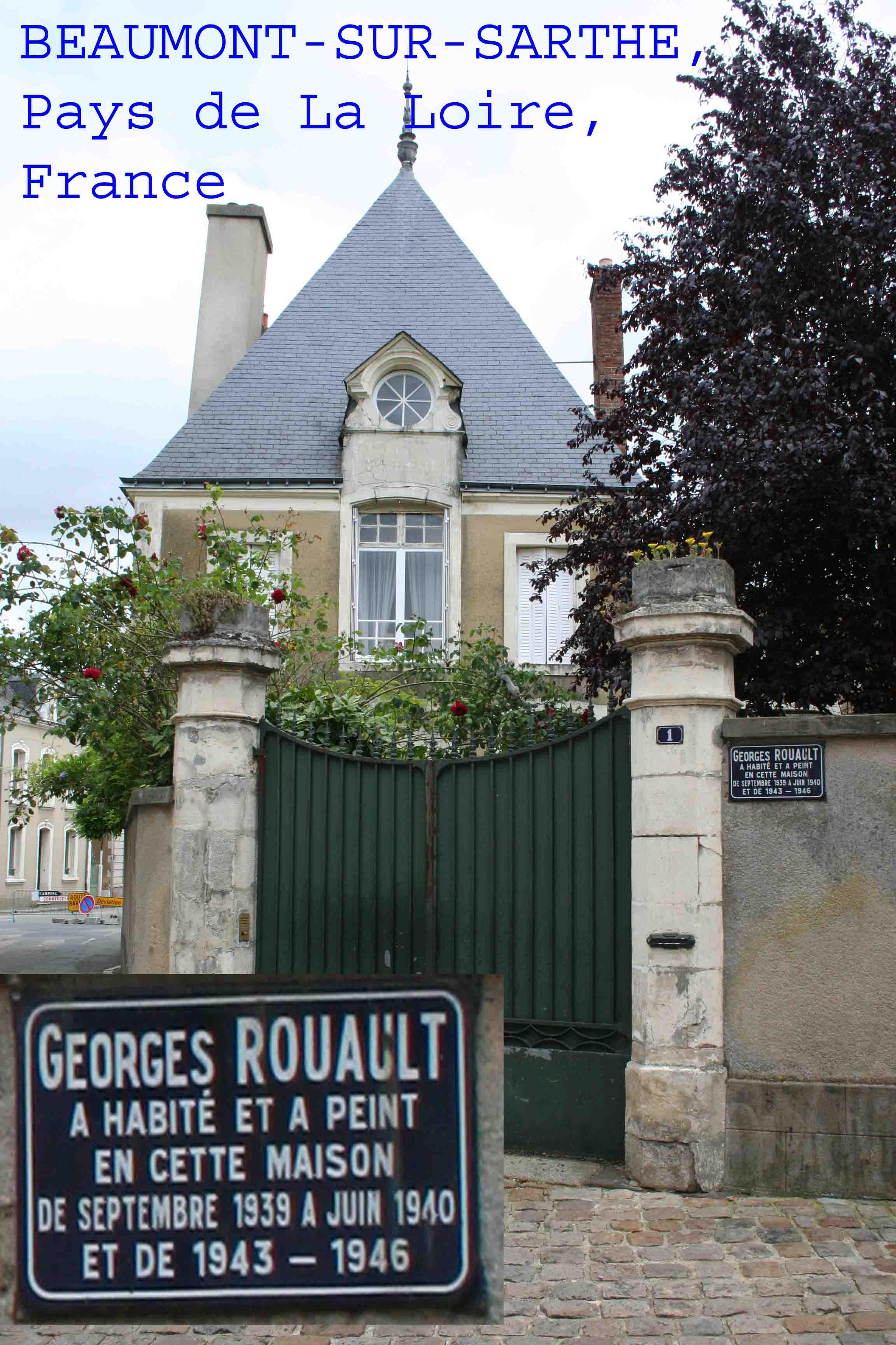 Georges Rouault – Wikipedia concernant Etoil Clown