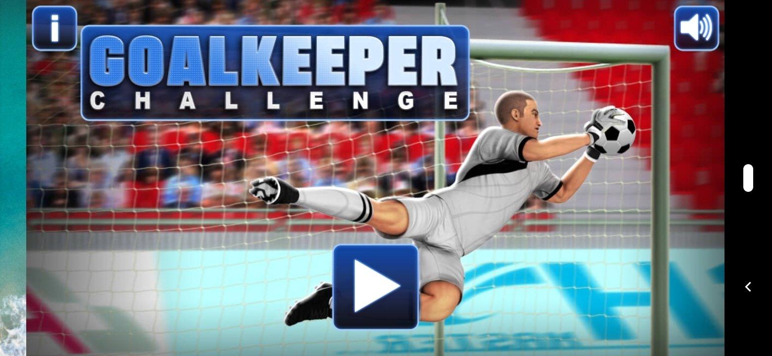 Goalkeeper Challenge 4.0 - Télécharger Pour Android Apk tout Jeux De Foot Gardien De But