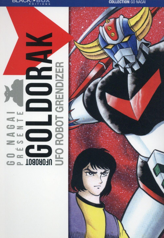 Goldorak ; Ufo Robot Grendizer - Gô Nagai, Gosaku Ota - Black Box - Poche -  Le Hall Du Livre Nancy dedans Photos Goldorak Gratuit