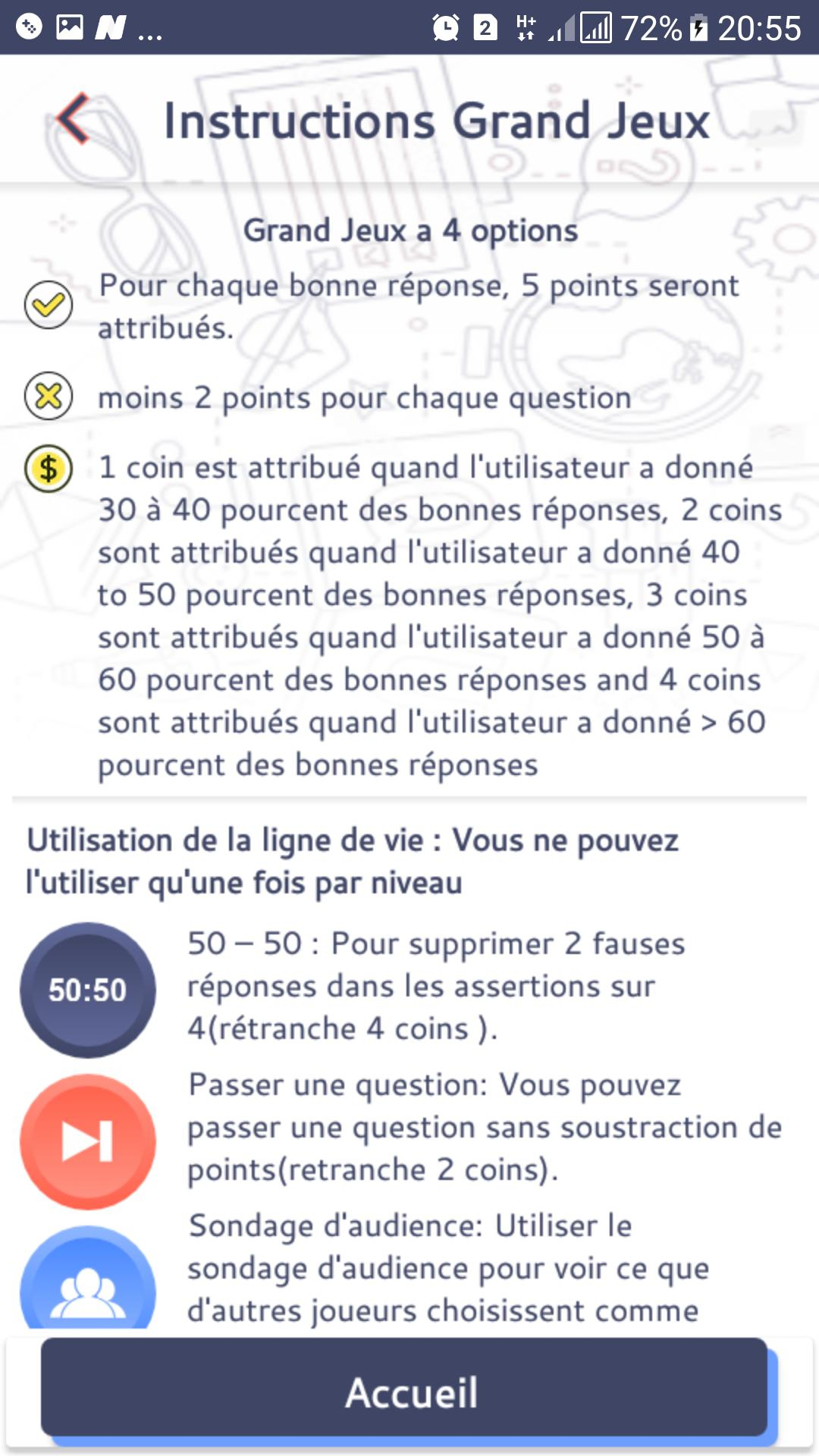 Grand Jeux For Android - Apk Download destiné Question Reponse Jeu