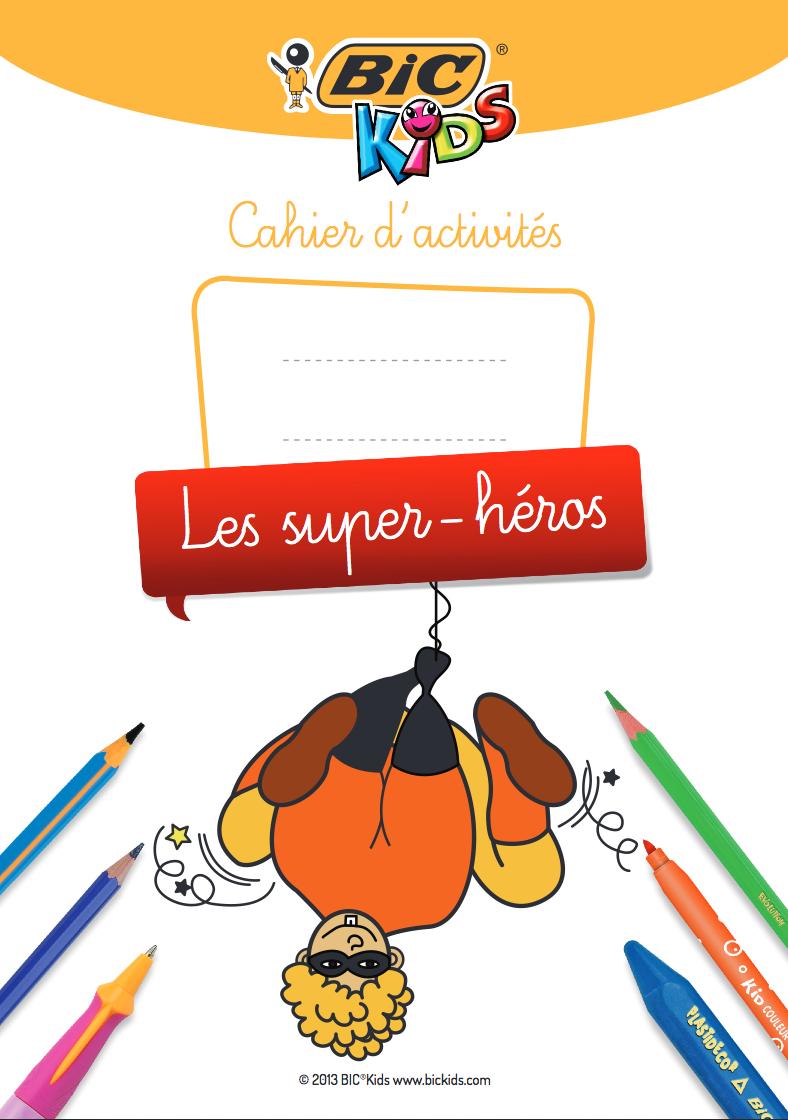 Gratuit-Cahier D'activités À Imprimer Sur Les Super-Héros à Jeu De Memoire Gratuit