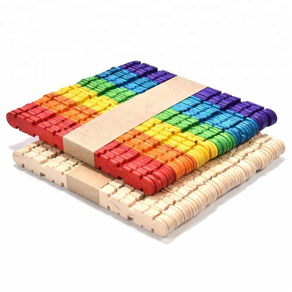 Grossiste Bricolage Avec Bâton Popsicle-Acheter Les destiné Bricolage Avec Baton De Bois