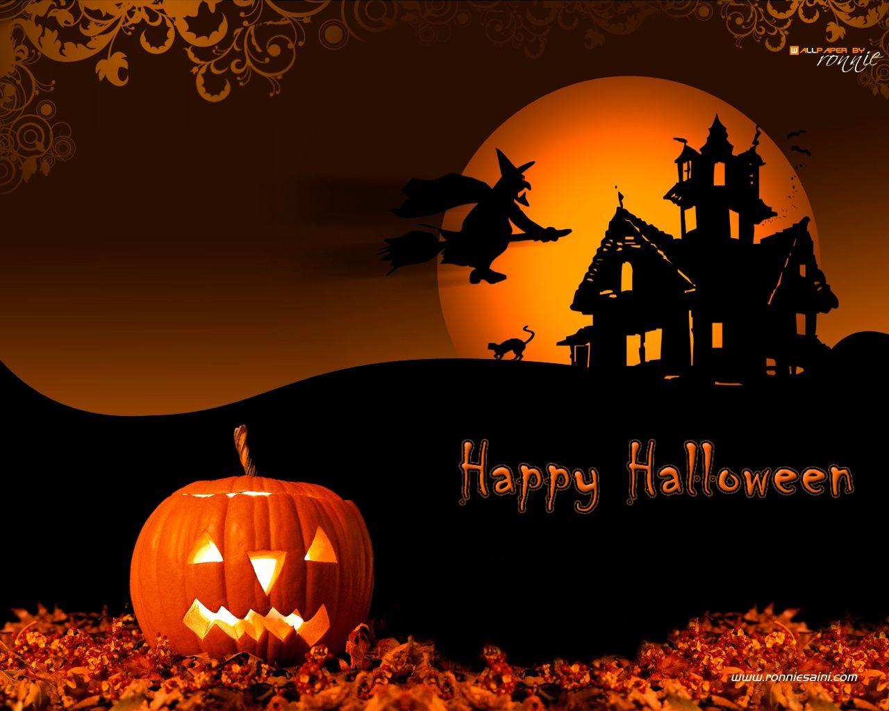 Halloween : Fond D'écran | Halloween Bilder, Fröhliches avec Halloween Ce2