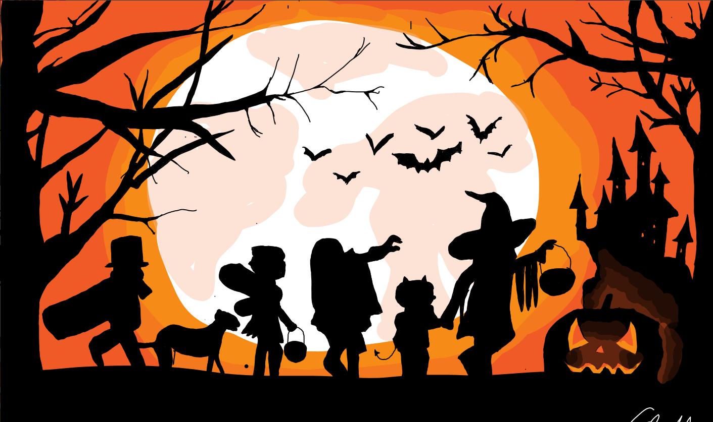 Happy Halloween !!! tout Halloween Ce2