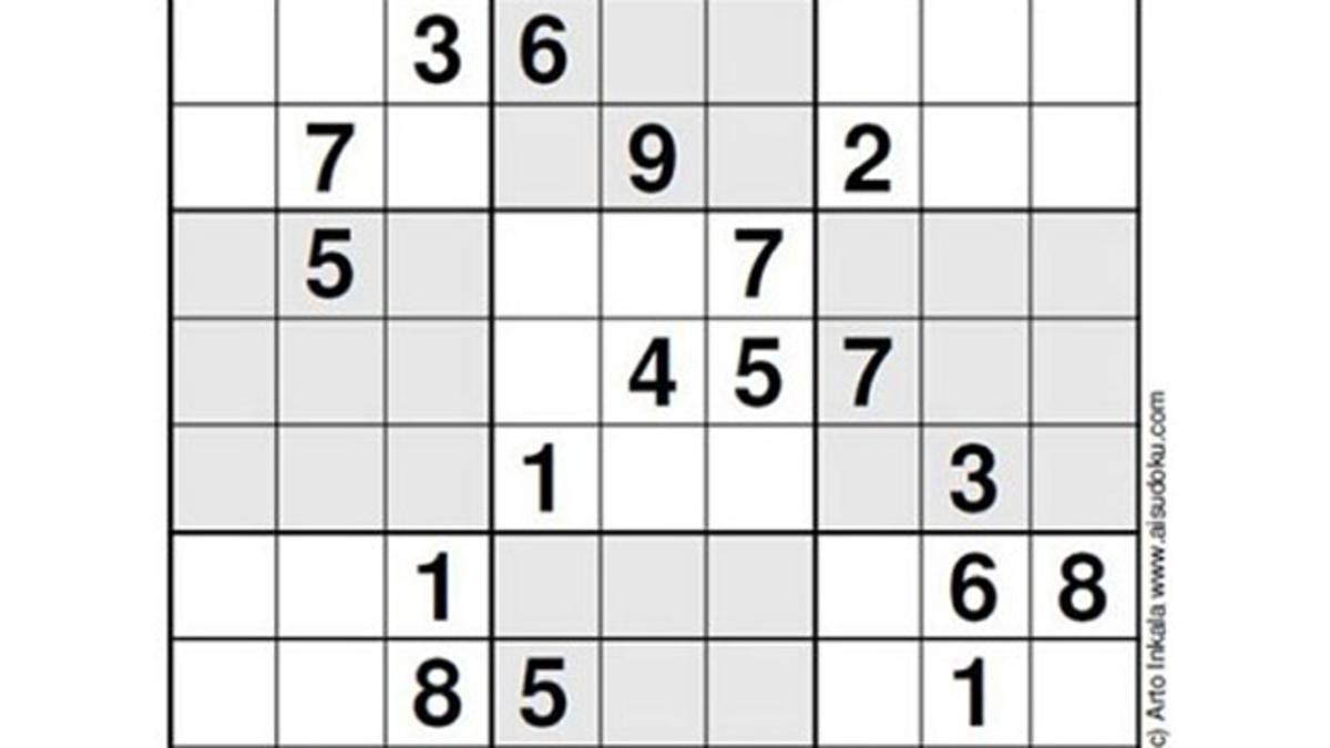 Hard Sudoku Puzzle Book Volume 3 Hard Sudoku Puzzles For à Sudoku Grande Section