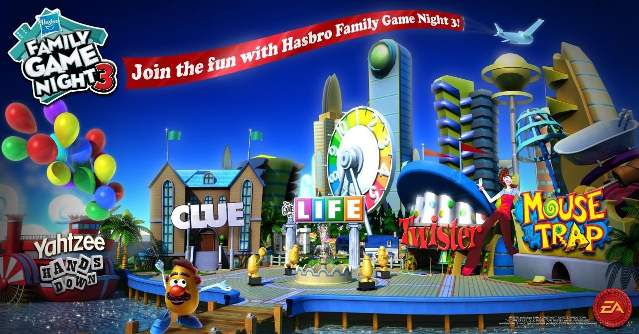 Hasbro : Ce Soir On Joue En Famille 3 - Jeu Xbox 360 destiné Ce Soir On Joue En Famille 3