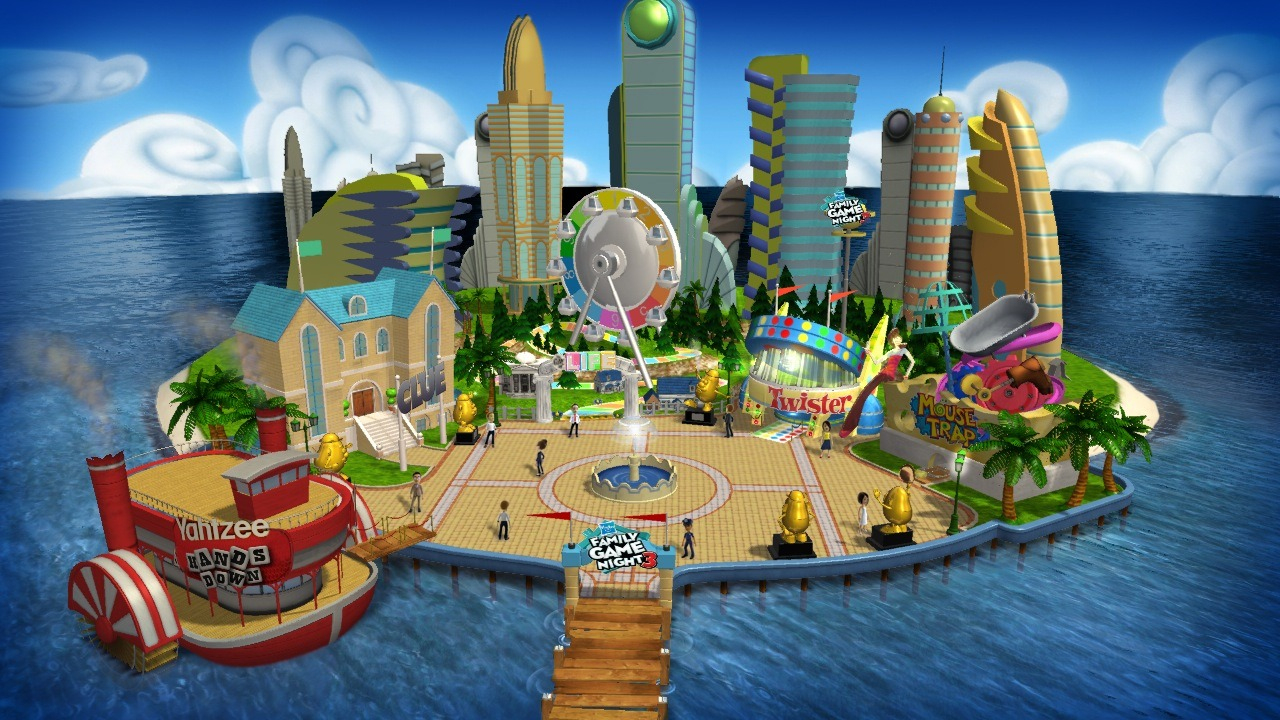 Hasbro : Ce Soir On Joue En Famille 3 - Jeu Xbox 360 encequiconcerne Ce Soir On Joue En Famille 3