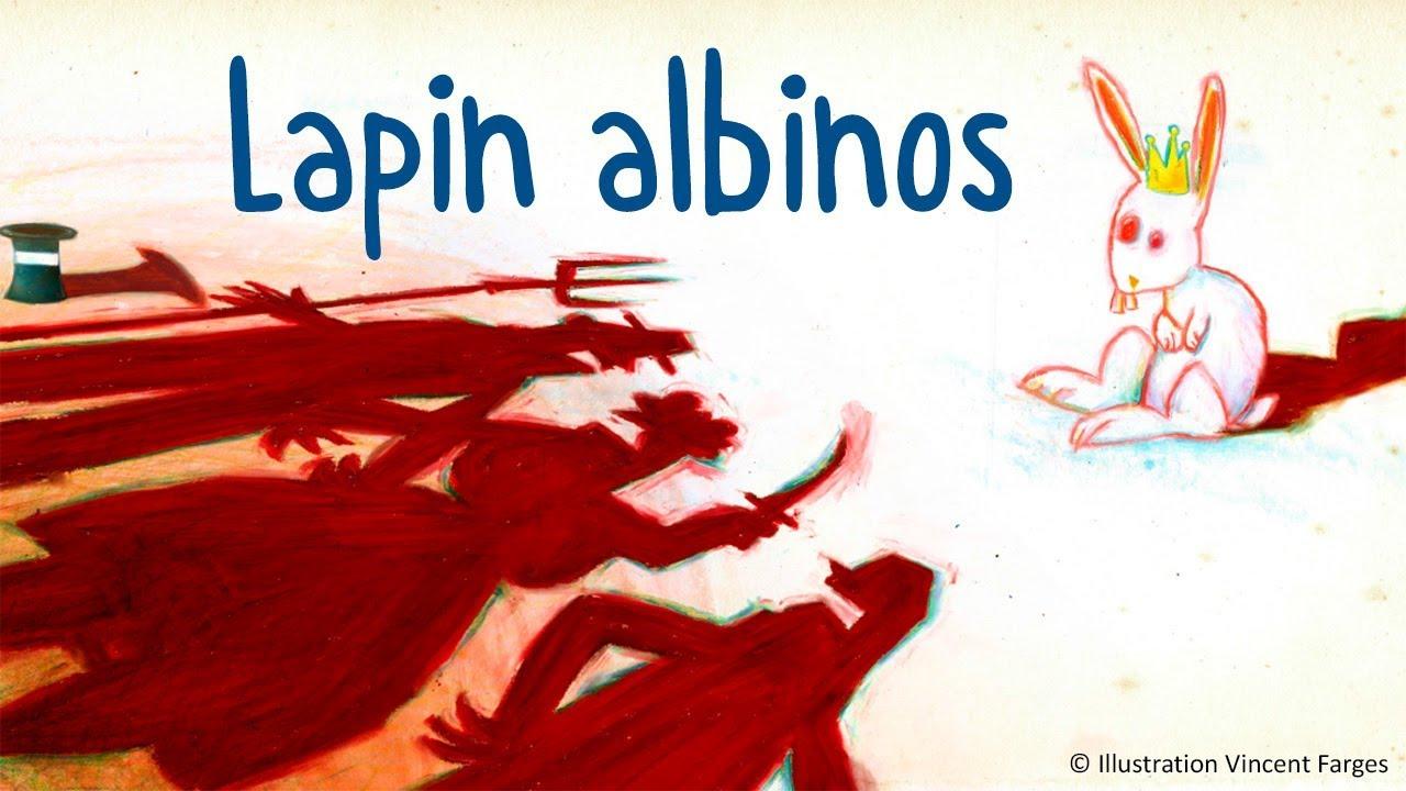 Henri Dès Chante - Lapin Albinos - Chanson Pour Enfant à Chanson Enfant Lapin