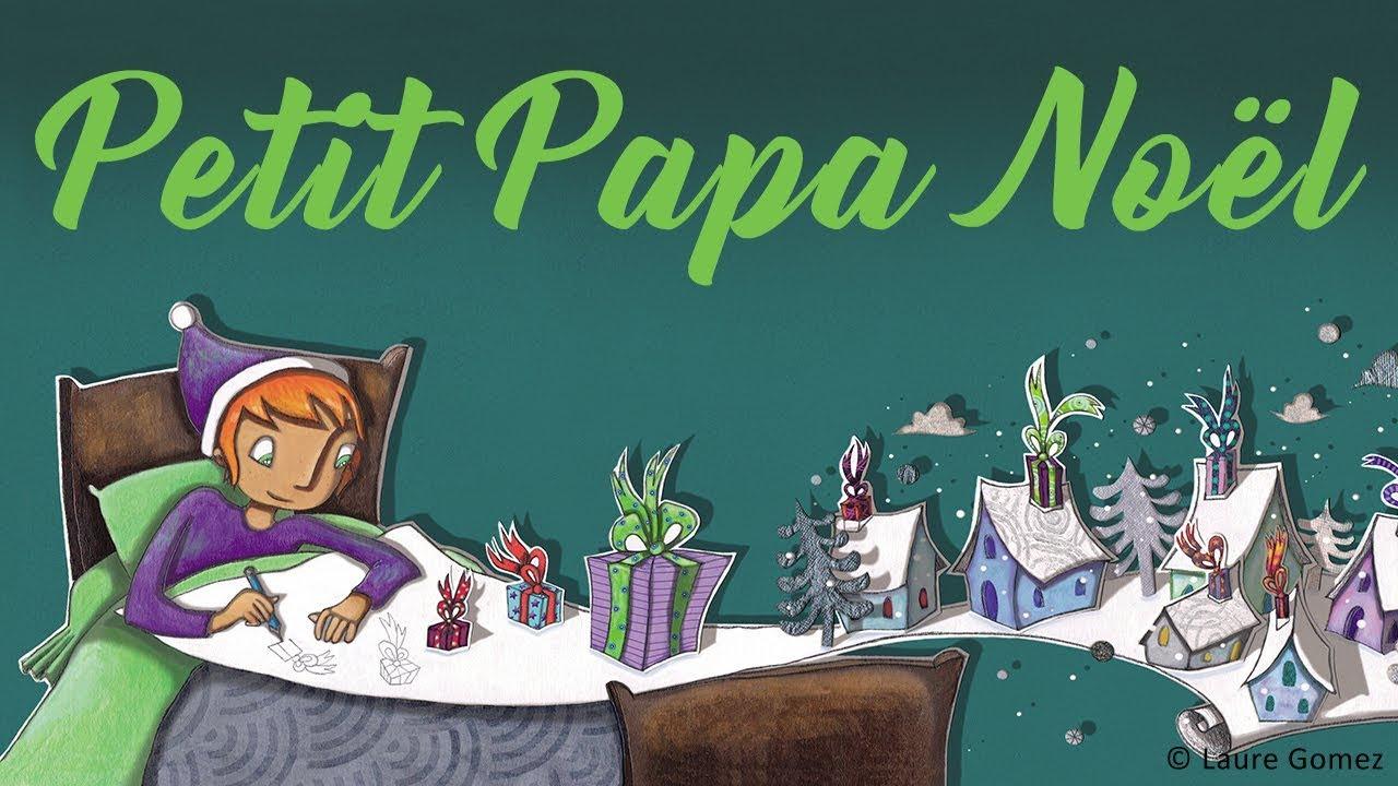 Henri Dès Chante - Petit Papa Noël - Chanson Pour Enfants à Petit Papa Noel Video