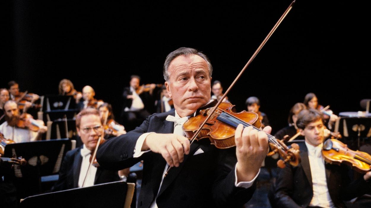 Henryk Szeryng, Un Violoniste Au Destin Remarquable | Radio pour Musicien Mexicain