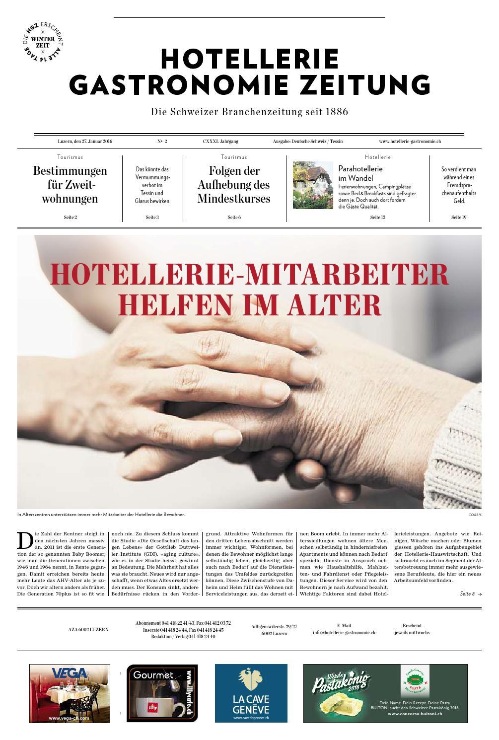 Hg-Zeitung 2/2016 By Hotellerie_Gastronomie_Verlag - Issuu concernant Chiffres Espagnol 1 À 1000
