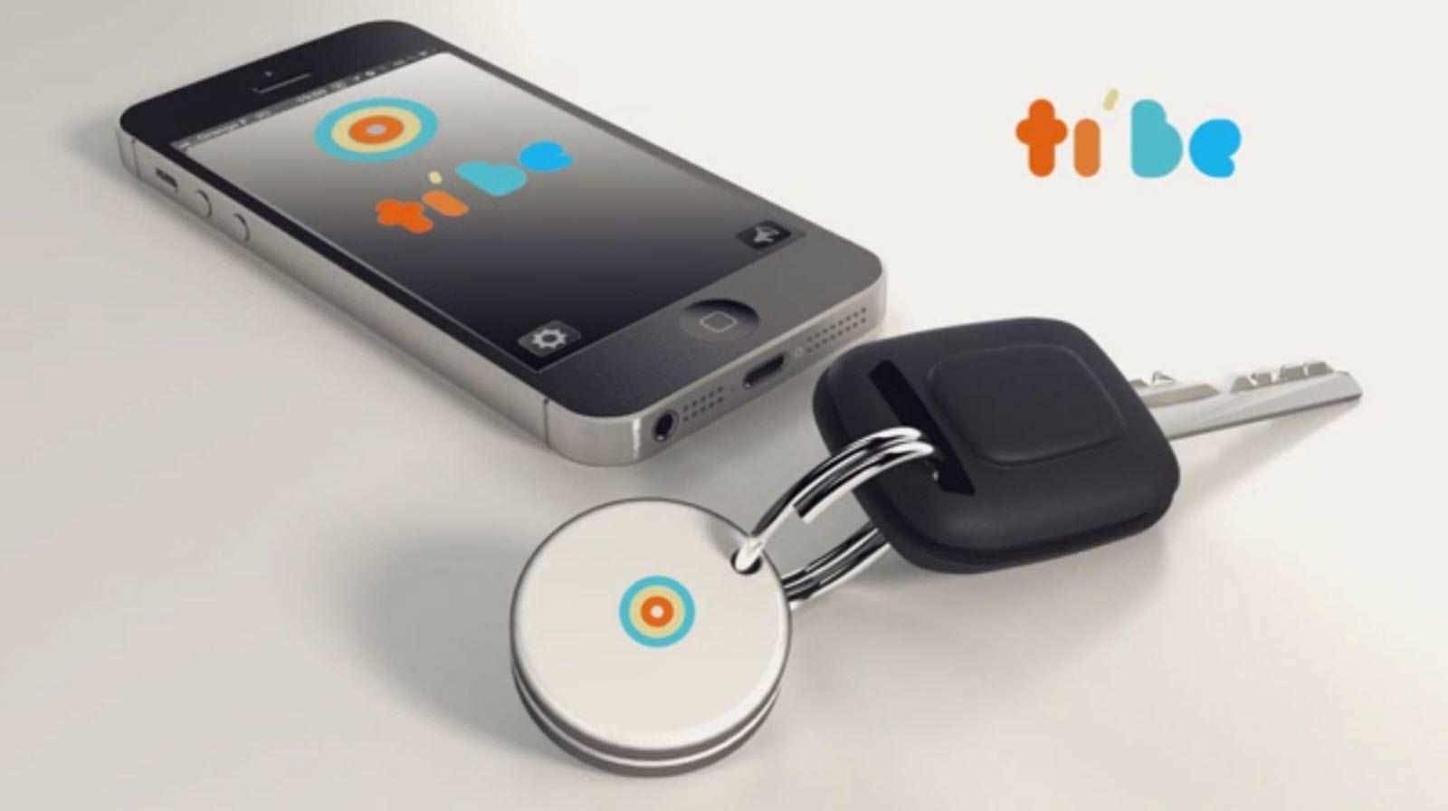 High-Tech   Ti'be, Le Porte-Clés Bluetooth Pour Ne Plus avec Porte Clef Pour Ne Pas Perdre Ses Clefs