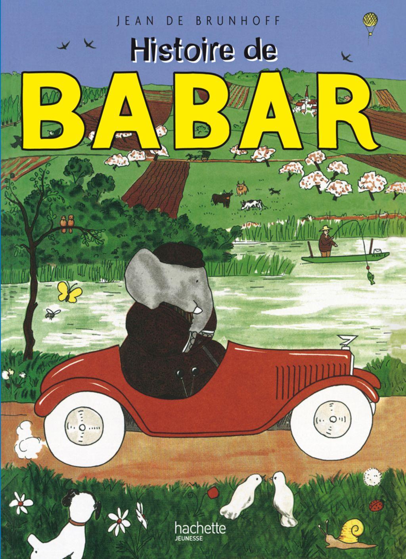 Histoire De Babar Le Petit Éléphant (Ebook) | Products In serapportantà Singe De Babar