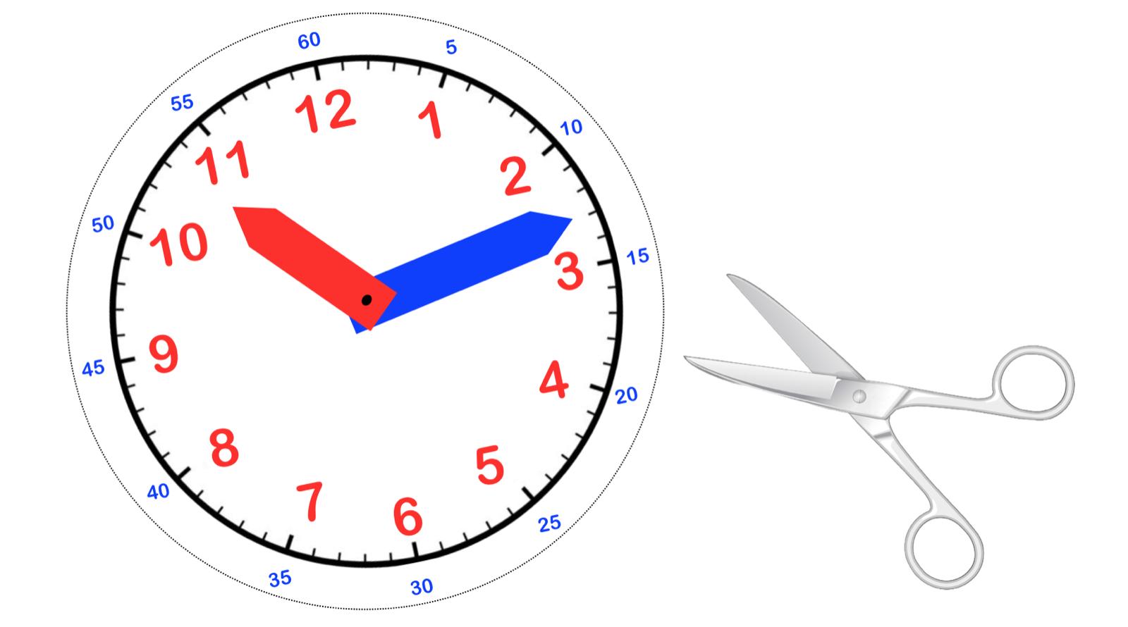 Horloges À Fabriquer – Le Blog Du Cancre tout Frise Chronologique Vierge Ce1