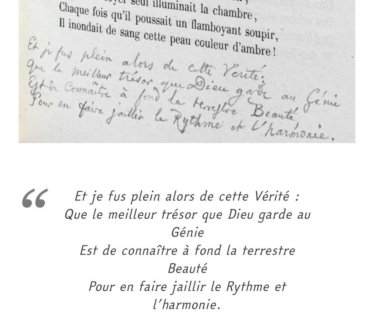 """Houari Maïdi On Twitter: """"les Fleurs Du Mal : Une Strophe concernant Poeme Les Fleurs"""
