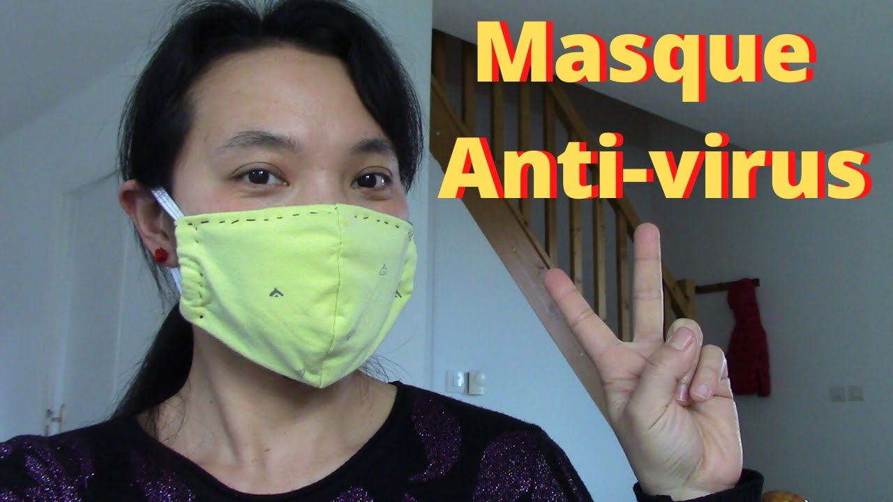 How To Make Coronavirus Mask Without Sewing Machine - Mask Washable - Diy destiné Masque Canard À Imprimer
