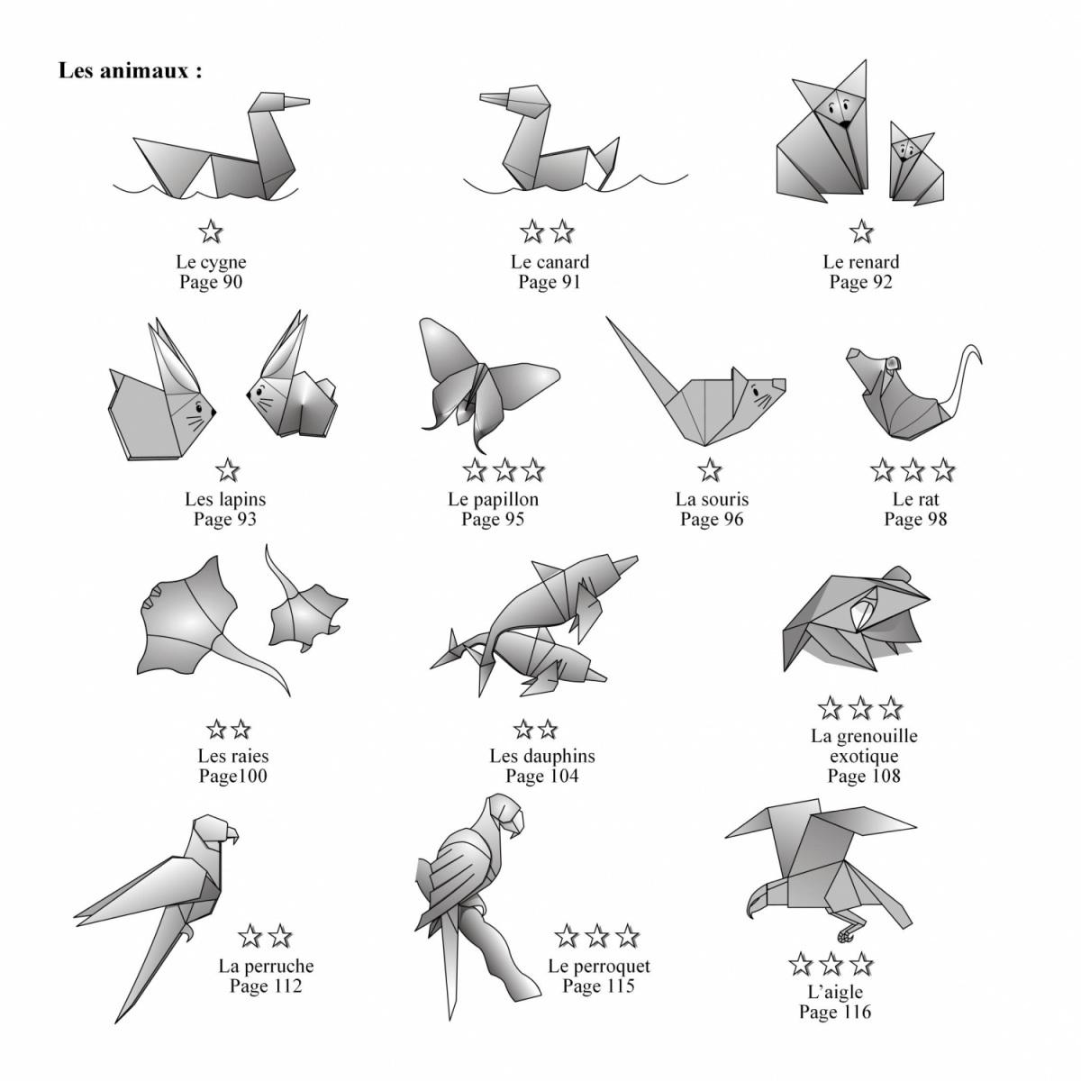 Https://.origami-Shop/de/origami-Book-Floderer pour Origami Canard