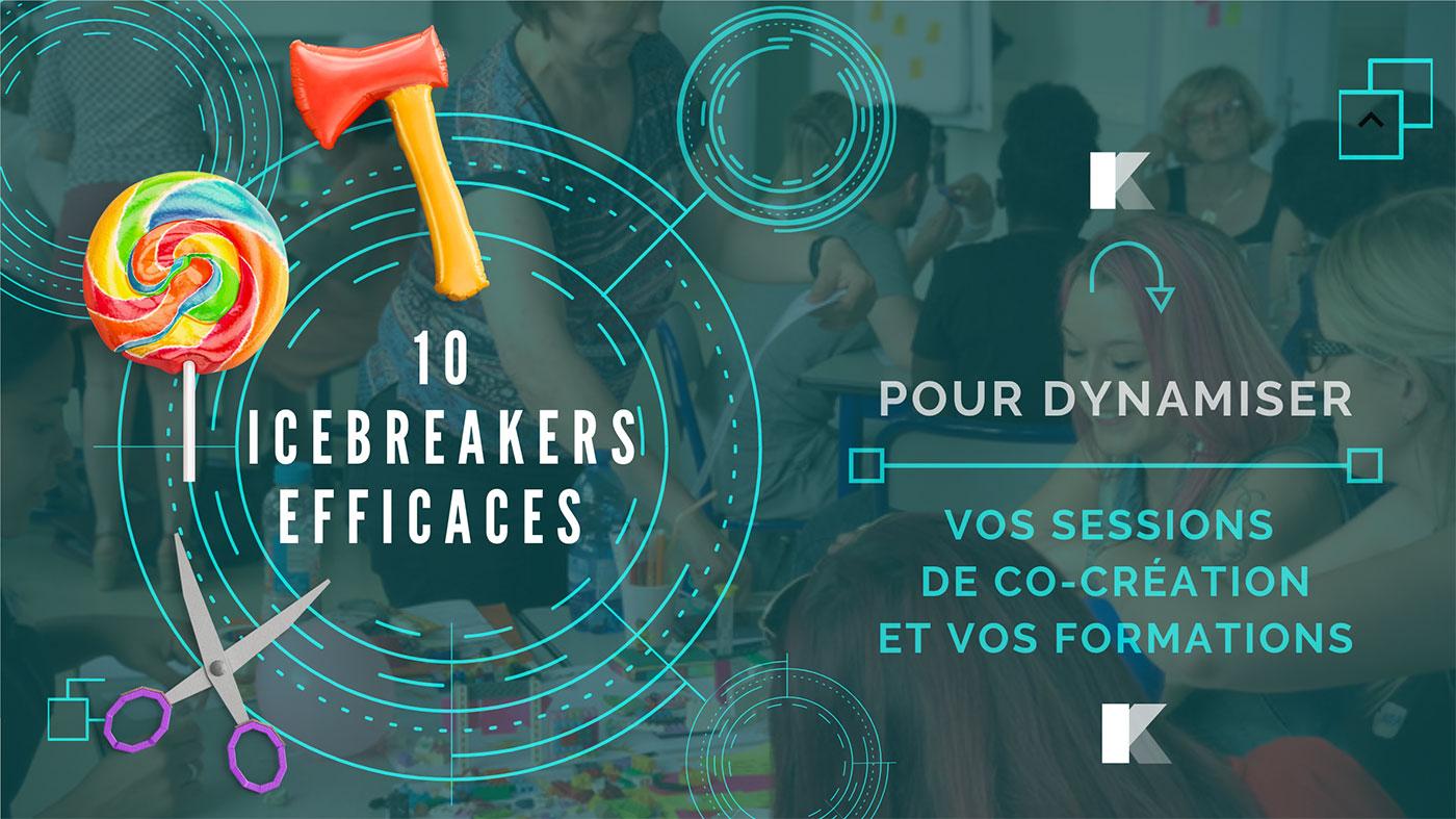 Ice Breaker : 10 Jeux Pour Briser La Glace En Atelier De à Jeux De Intelligence De Fille