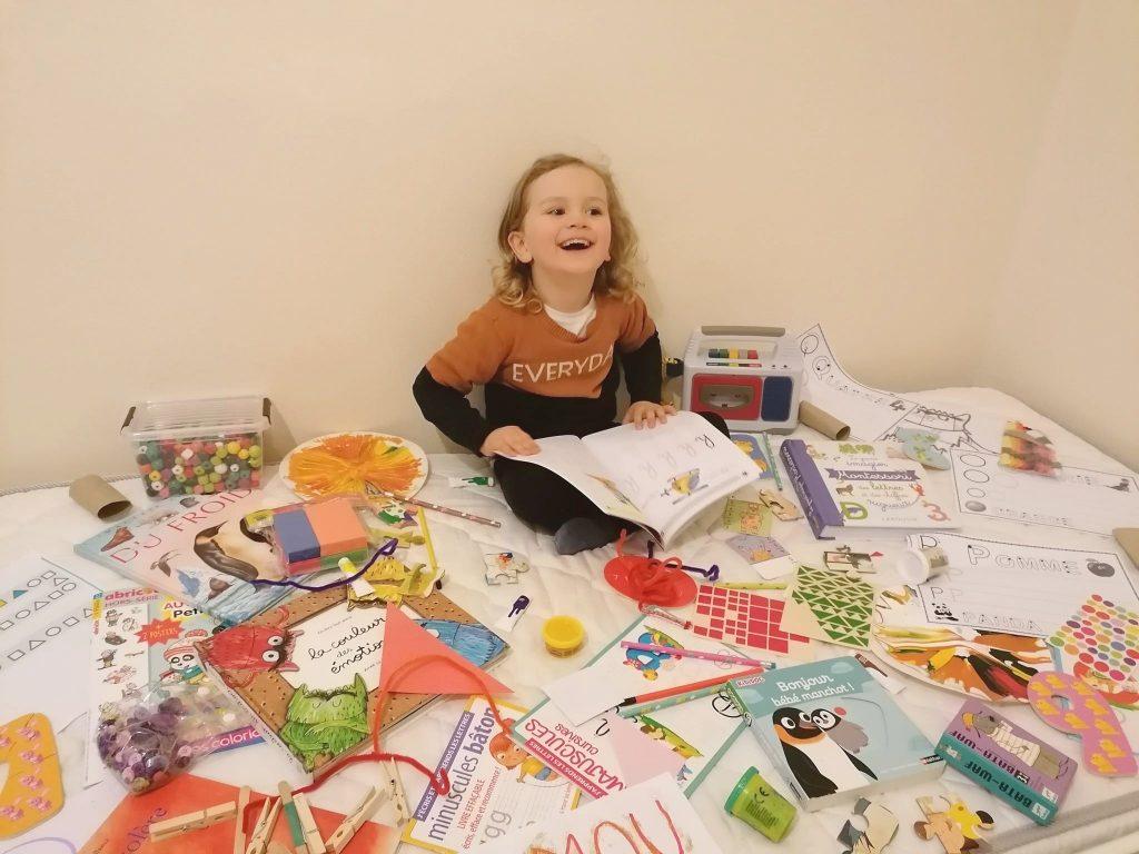 Idées D'activités Pour Les Enfants En Maternelle | Dans Ma Tribu intérieur Idées Activités Tap Primaire