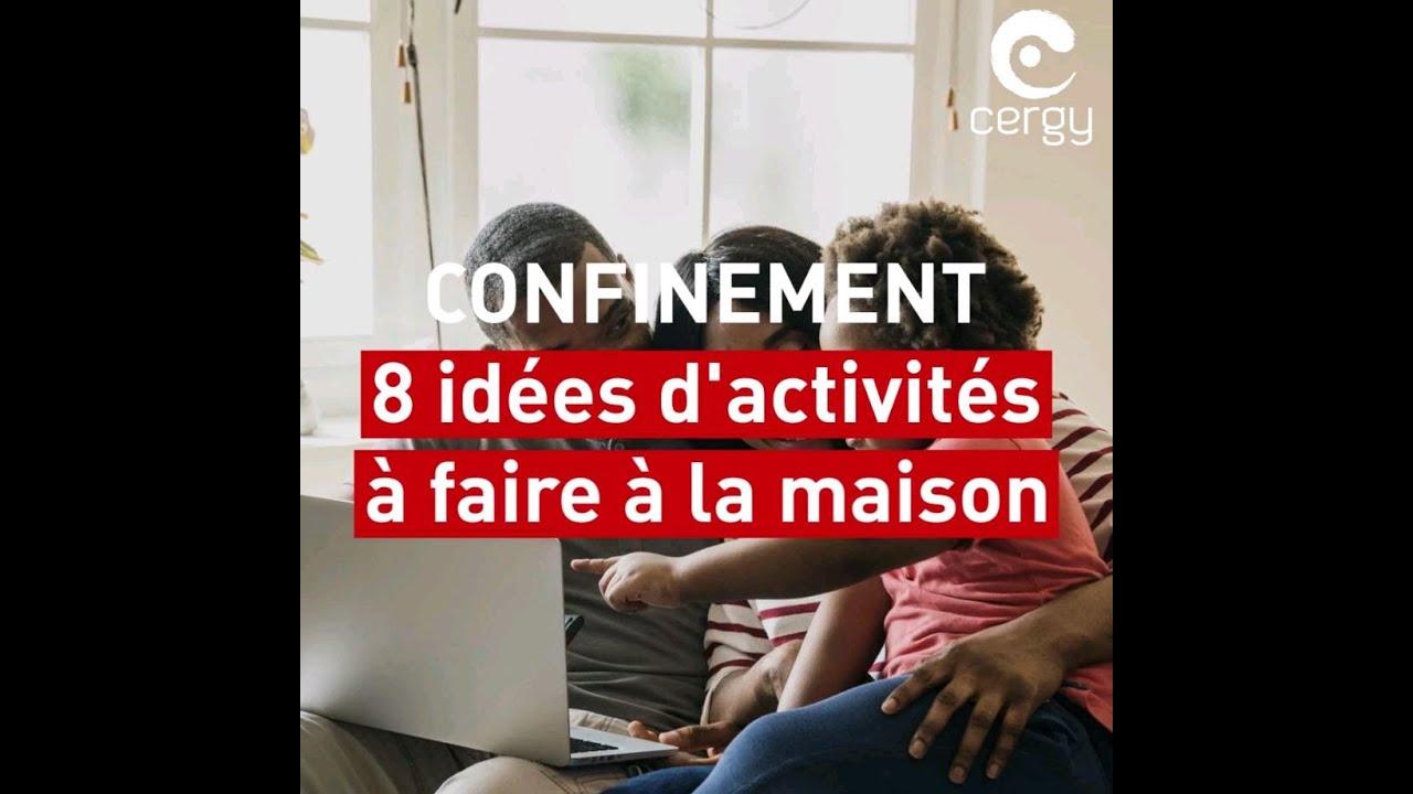 Idées D'activités - Ville De Cergy dedans Idées Activités Tap Primaire