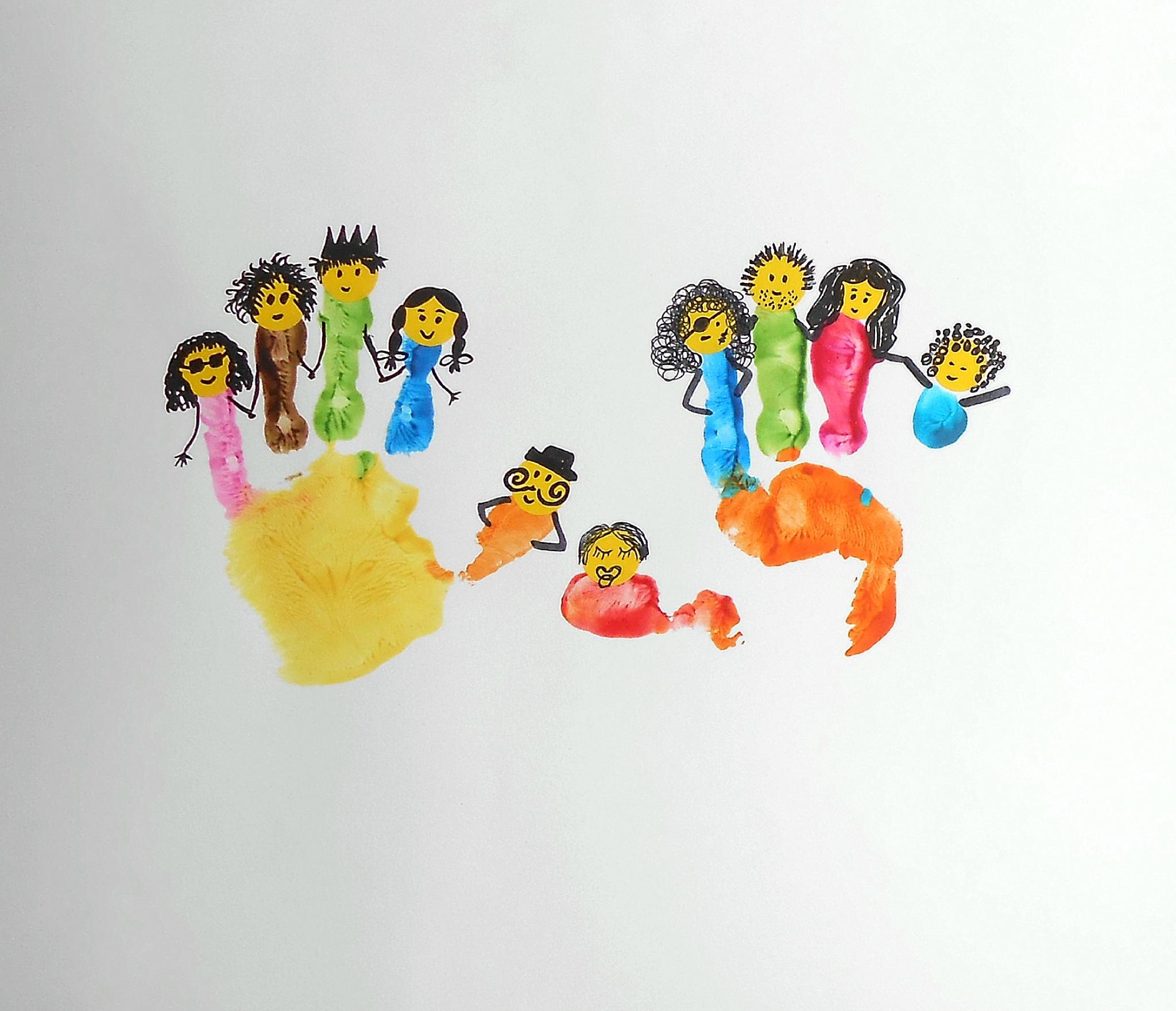"""Illustration De La Comptine: """"ainsi Font, Font, Font, Les dedans Les Petites Marionnettes Chanson"""