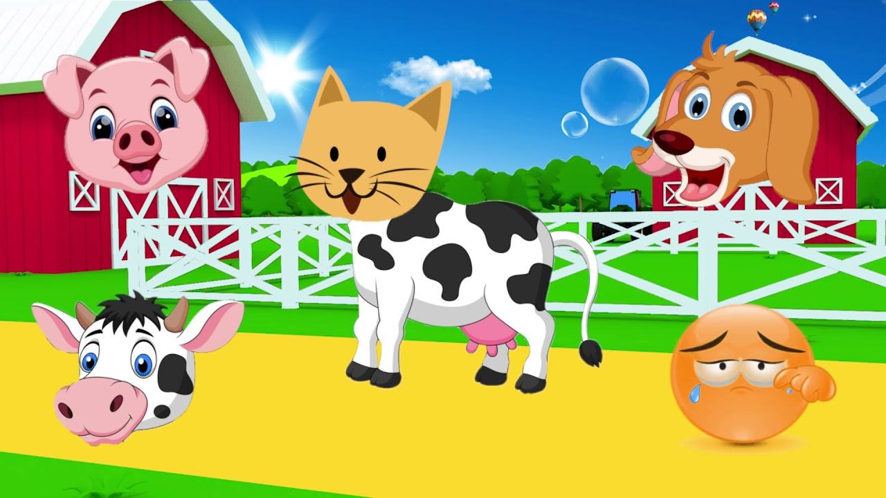 Image Et Son Animaux Pour Bébé Apprendre Les Animaux En Anglais Les Animaux  Fantastiques Partie 16 encequiconcerne Apprendre Les Animaux Pour Bebe