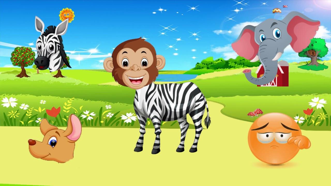 Image Et Son Animaux Pour Bébé Apprendre Les Animaux En Anglais Les Animaux  Fantastiques Partie 17 dedans Apprendre Les Animaux Pour Bebe