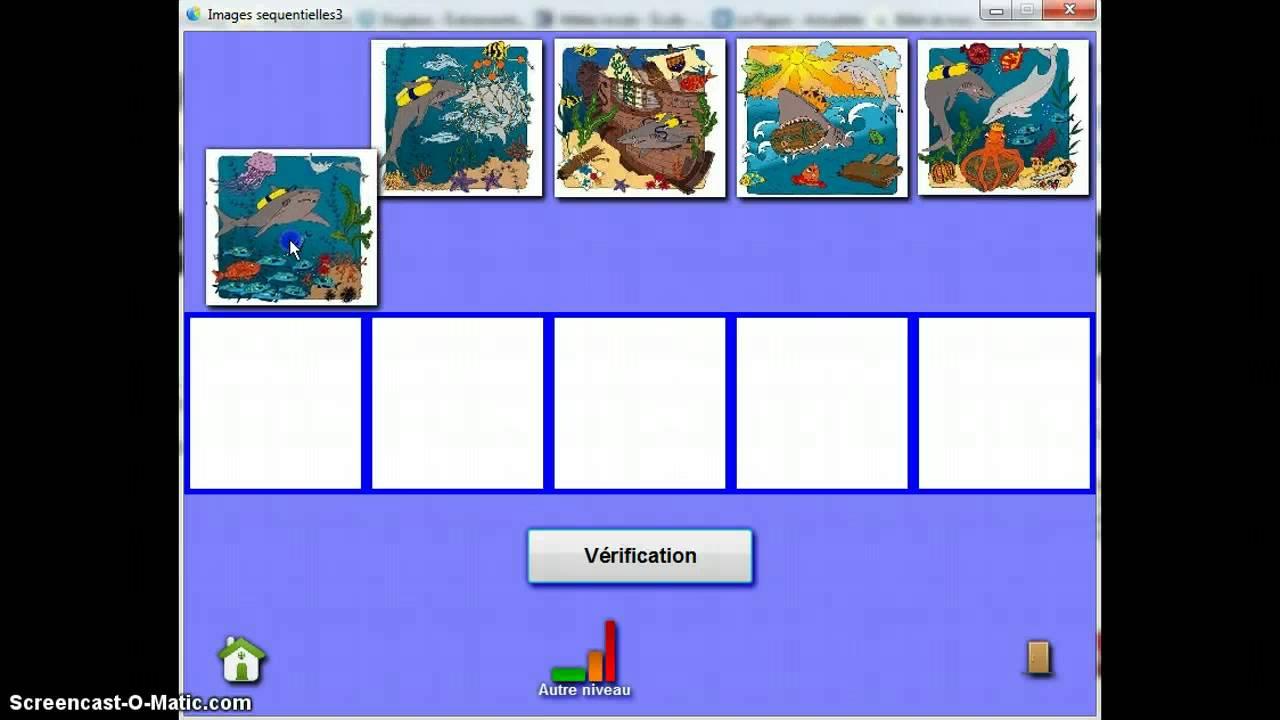 Images Séquentielles - Martin Le Requin - encequiconcerne Images Séquentielles Maternelle