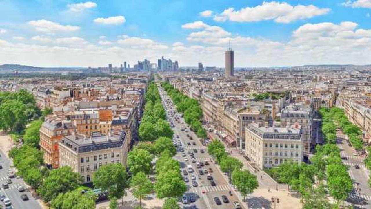 Immobilier : Les Anglais, Premiers Acheteurs Étrangers En concernant Grimper En Anglais