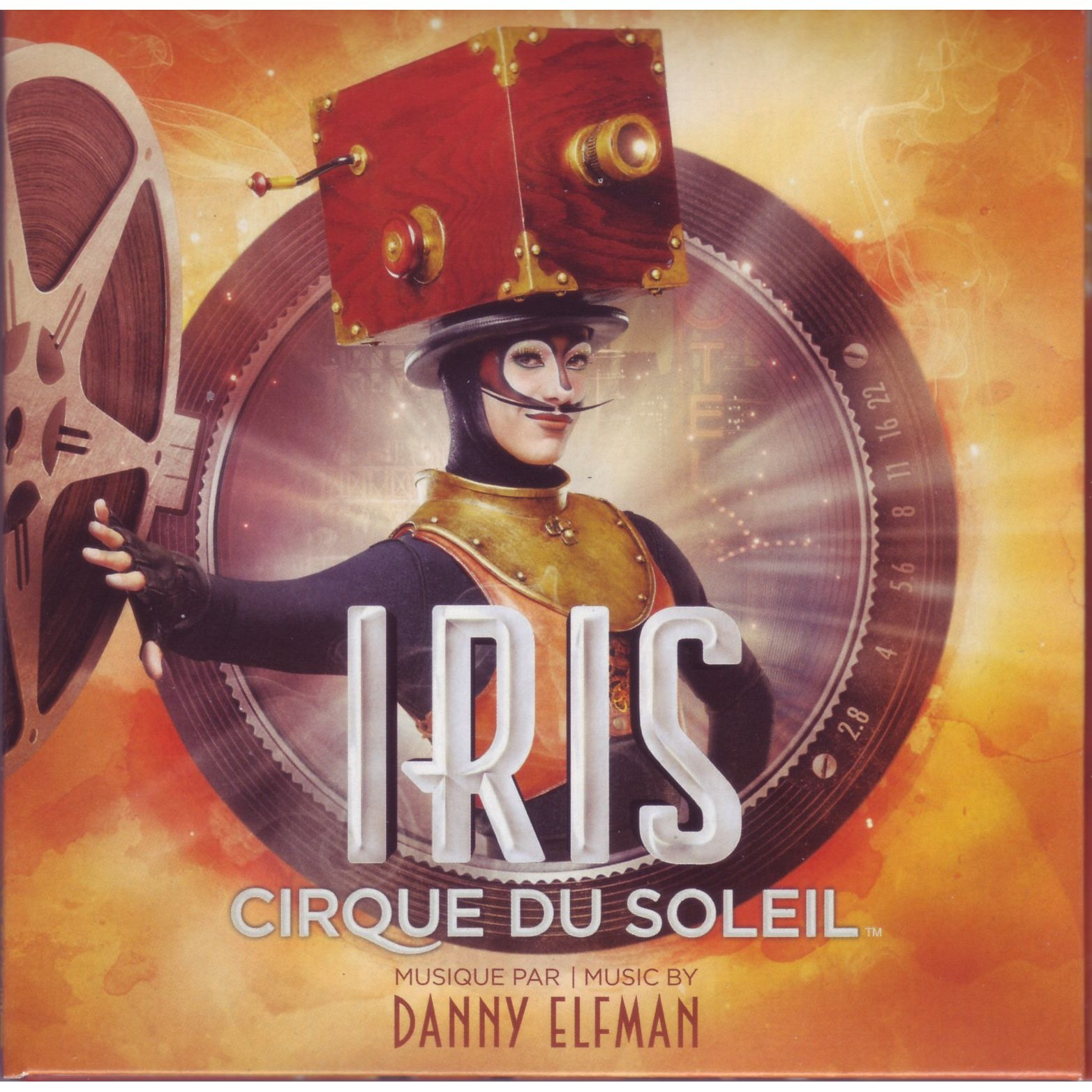 Iris Cirque Du Soleil - Danny Elfman Mp3 Buy, Full Tracklist serapportantà Musique Cirque Mp3
