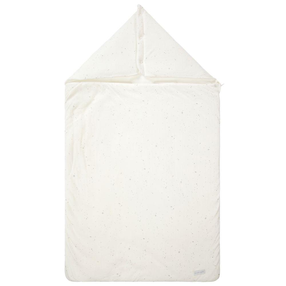 Ivory Cotton Nest (74Cm) serapportantà Origami Petit Bateau