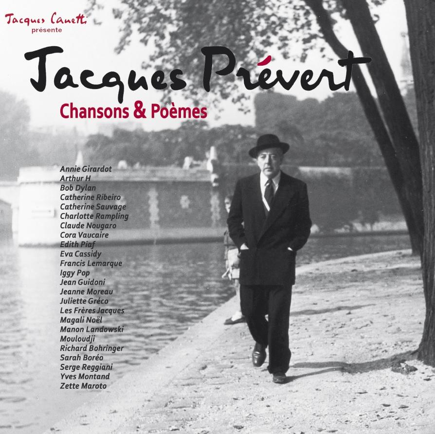 Jacques Prévert - Chansons & Poèmes (Coffret 2 Vinyles + 2 Cd) encequiconcerne Poeme De Jacque Prevert