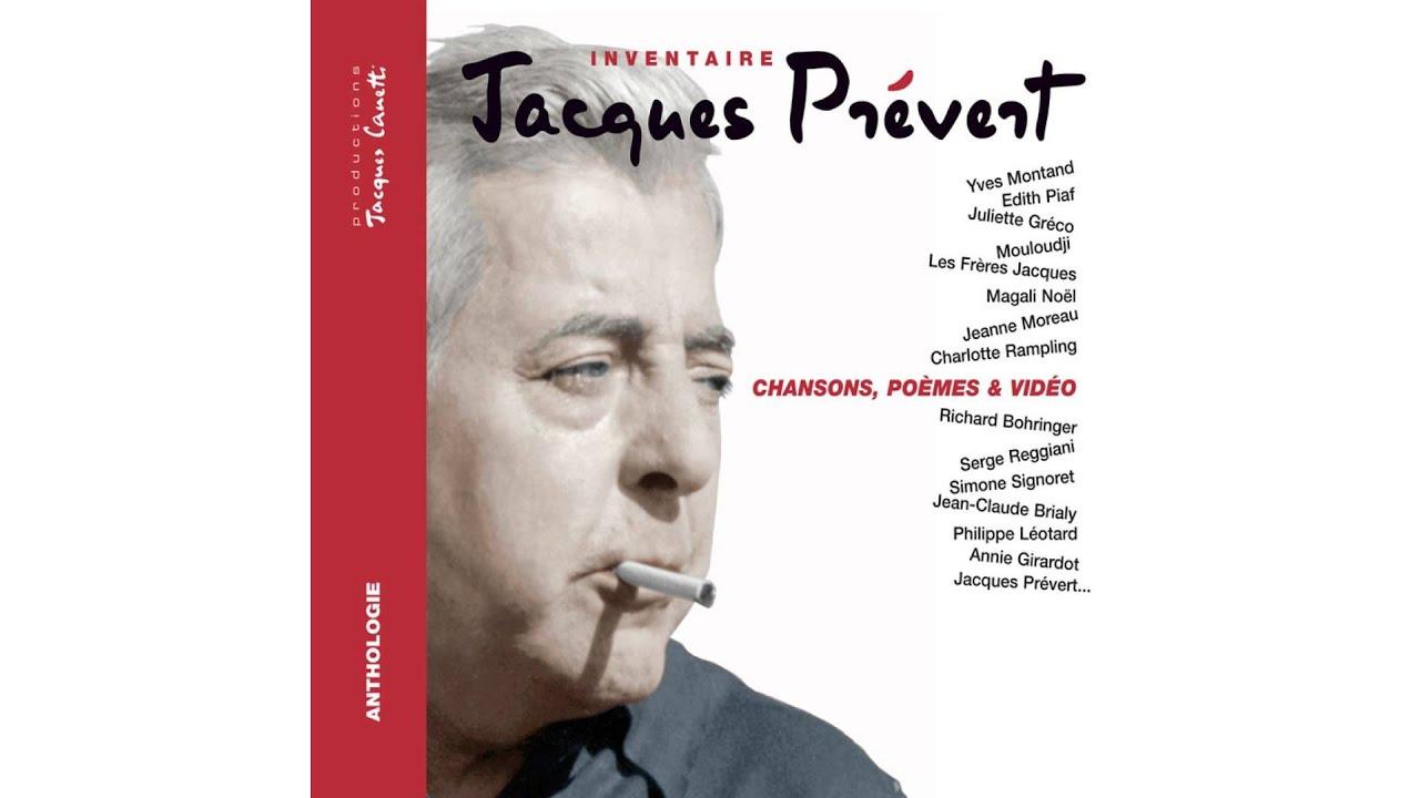Jacques Prévert - Familiale à Poeme De Jacque Prevert