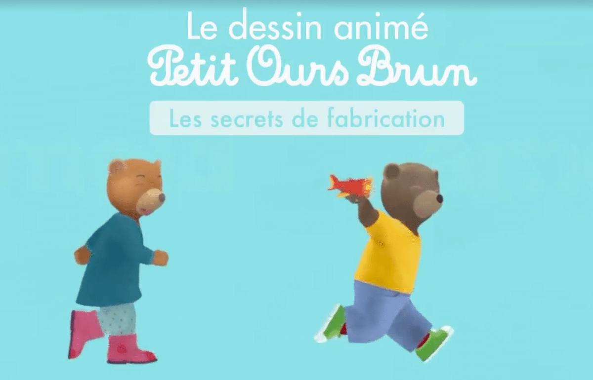 J'ai Filmé Petit Ours Brun Au Smartphone - Videonline destiné Petit Ours Brun Dessin Animé Gratuit
