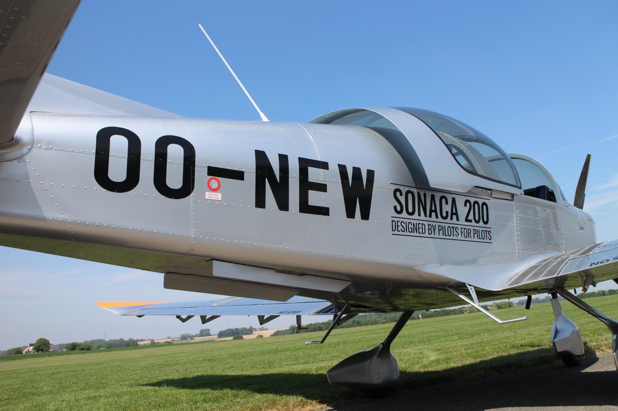 J'ai Testé Pour Vous  Le Sonaca 200. - Cessna, Oui ! à Avion De Oui Oui